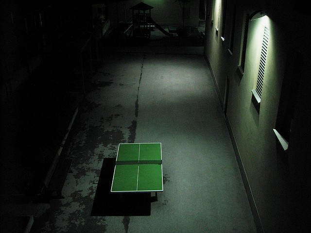 Ping pong won't solve your culture problem